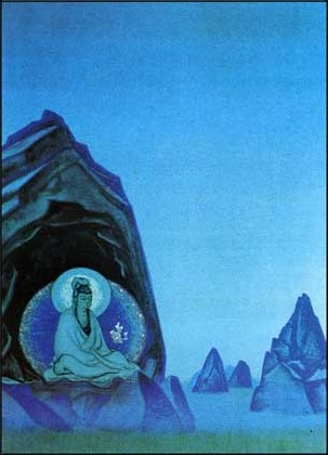 Communion by Nicholas Roerich