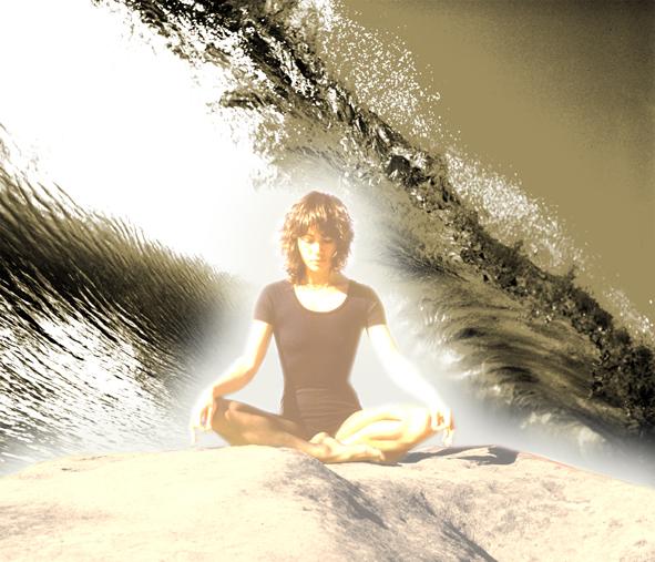 Yoga Wave Light