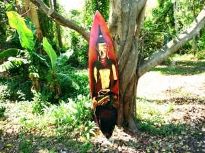 Mitchell's buddha board