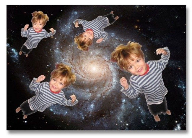 Fraser in Space