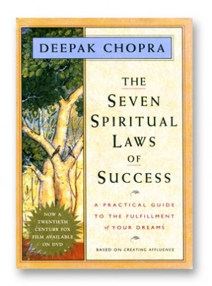 Seven spiritual laws of success Deepak Chopra