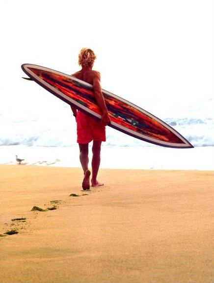 Midget, The Surfer